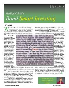 073013 Bond Smart Investing Focus_Page_1