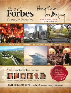 asia forbes cruise